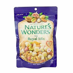 Nature s Wonders Royal Mixed 130g