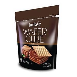 Jacker Wafer Cube Chocolate 150g