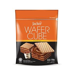 Jacker Wafer Cube Tiramisu 150g