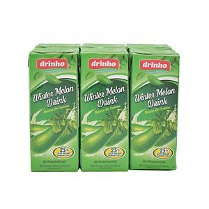 Drinho Winter Melon 250ml - Pack of 6