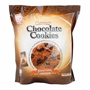 Premium Chocolate Cookies 270g - Pack of 18