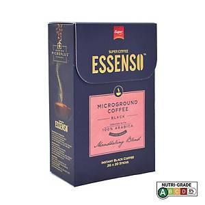 Essenso Black Coffee Mandheling Blend 2g - Pack of 20