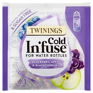 Twining s Cold Infuse Blueberry, Apple And Blackcurrant Cold Infuse Pack of 100