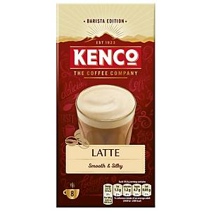 Kenco Instant Latte- Pack of 40