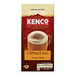 Kenco Instant Cappuccino- Pack of 40
