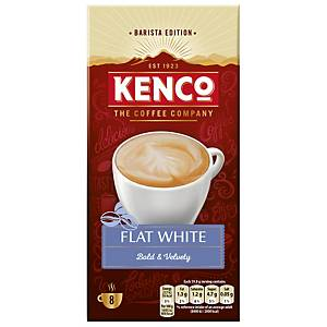 Kenco Instant Flat White- Pack of 40