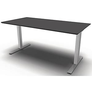 JIVE MEDIA CONF TABLE BLK/ALU 320X80/120