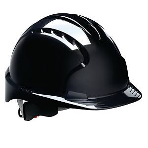 JSP Evo3/AJF170 Safety Helmet Black