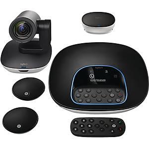 Konferencekamera Logitech GROUP, HD 1080p