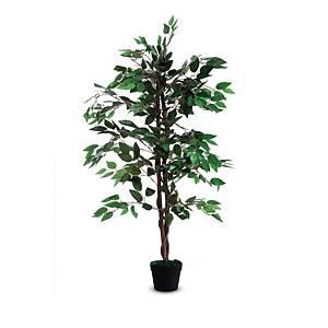 Kunstig plante Paperflow, ficus, 120 cm