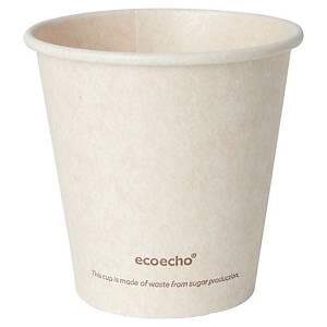 Tazze compostabili Duni ecoecho® 18 cl - conf   50
