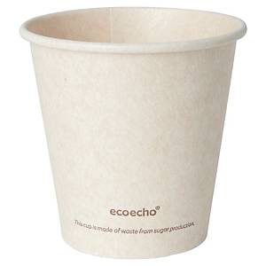 Duni Ecoecho Compostable Cup 6OZ - Pack Of 50