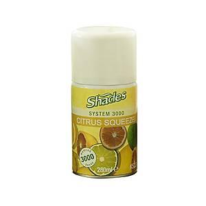 Shades Citrus Squeeze Refill 280ml Pk12