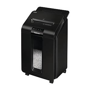 Fellowes Automax 100M Automatic Shredder Micro-Cut P-4 27L