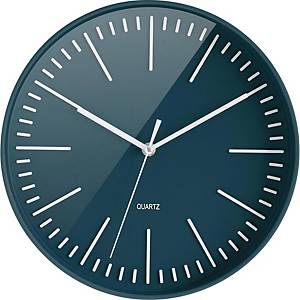 CEP 11975 SILENT CLOCK 30CM BLUE