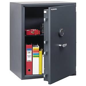 Brand- og sikkerhedsskab Chubbsafes Senator G1 30P, elektronisk lås, 63 L