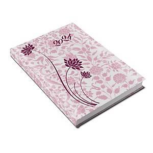 Picture napi határidőnapló A5 - textil, 14,5 x 20,5 cm, 352 oldal