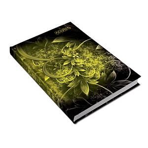 Picture napi határidőnapló A5 - jégvirág, 14,5 x 20,5 cm, 352 oldal