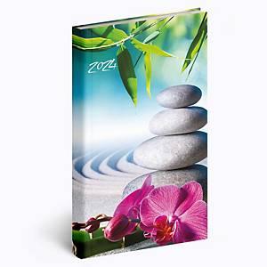 Picture álló heti zsebnaptár - meditáció, 9 x 16,5 cm, 144 oldal