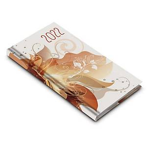 PICTURE POCKET DIARY STANDING FROSTWORK