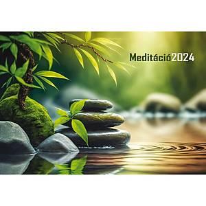 WALL CALENDAR MEDITATION 46X35