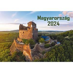 WALL CALENDAR HUNGARY 46X36