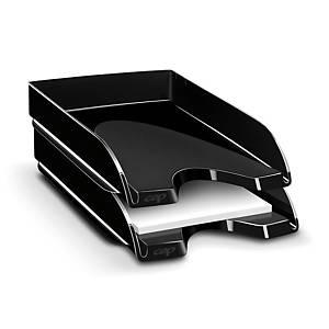 Bac à courrier Cep Pro, A4+, noir