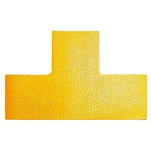 Stellplatzmarkierung Form T Durable, selbstklebend, Packung à 10 Stück