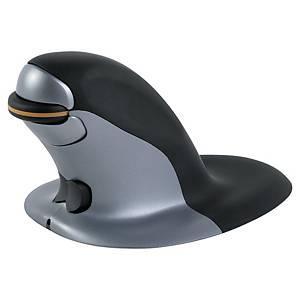 Rato sem fios Fellowes Penguin - ergonómico vertical ambidestro - S