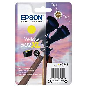 Epson 502XL Ink Cartridge Yellow