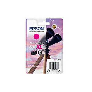 Tinteiro Epson 502XL - magenta