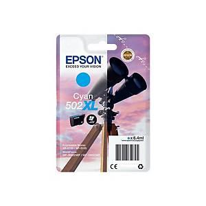 Tinteiro Epson 502XL - ciano