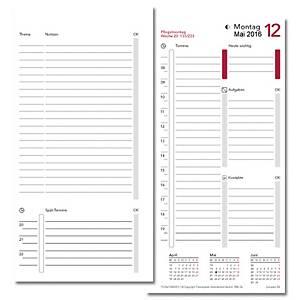 Jahresinhalt 2020 Timesystem 35112, 1 Tag / 2 Seiten, Compact