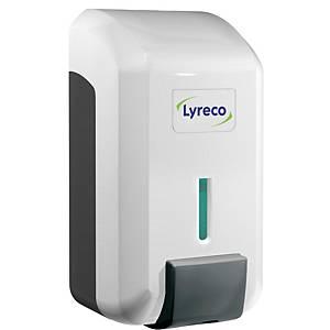 Zásobník na mýdlo Lyreco, 700 ml, bílý