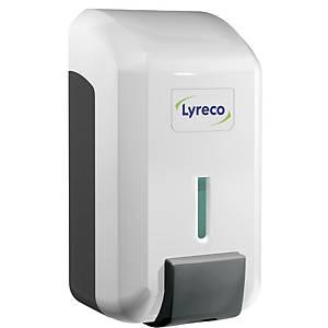 Distributeur de savon pour les mains Lyreco, recharge, blanc, la pièce
