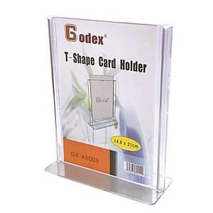 Godex GX-K6005 T型展示膠架 A5