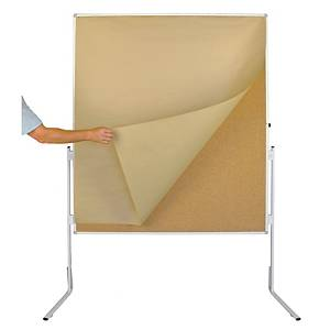 Moderationspapier Aspapier M402, 80g, 118x140cm, braun, 50 Blatt