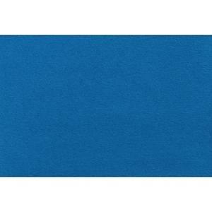 Sitzauflage Hammerbacher VMBPO/B, Wollfilz, 27,5 x 40 x 0,5cm, blau,  4 Stück