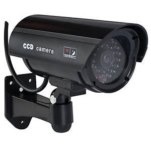 Cámara CCTV falsa Pavo - negro