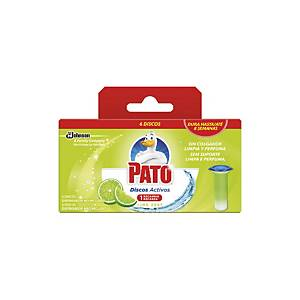 REFILL PATO WC GEL TABLET LIME