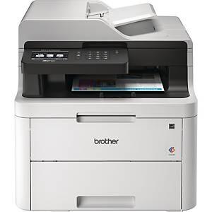 Brother MFC-L3730CDN 4-in-1 kleuren LED printer, Ethernet