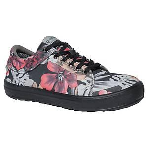 Chaussures de sécurité femme basses Parade Venice S1P - roses - pointure 36