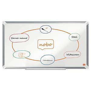 NOBO WIDESCREEN 32  NANO CLEAN MAGNETIC WHITE BOARD