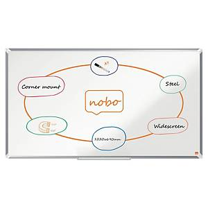 Nobo WideScreen 55 Nano Clean Whiteboard