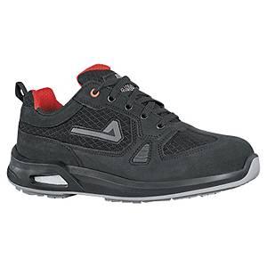 Chaussures de sécurité basses Aimont Argon S1P - noires - pointure 43