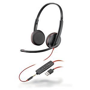 Plantronics Blackwire C3225 sankaluuri USB-A