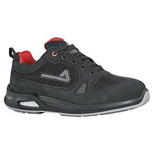 Chaussures de sécurité basses Aimont Argon S1P - noires - pointure 48