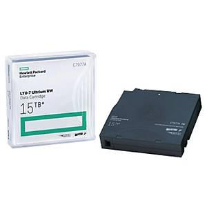 Cartouche HP LTO 7 Ultrium RW - C7977A - 7,6/15 To