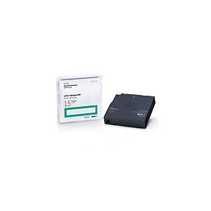 Cartucho de dados HP LTO 7 Ultrium RW - C7977A - 6/15 TB