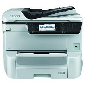 Imprimante multifonction jet d encre couleur Epson WorkForce Pro WFC-8610DWF